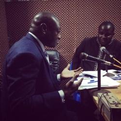 Mbacké Fall - Radio Terranga (c) ELG